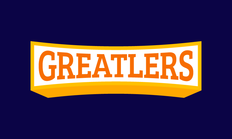 Greatlers - Retail company name for sale