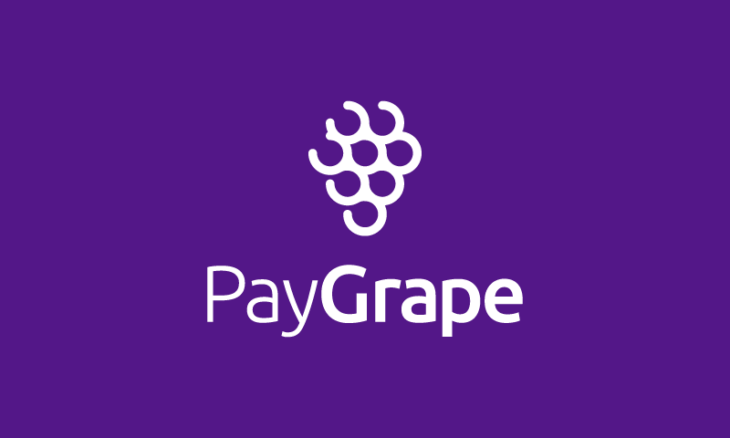 Paygrape - Payment brand name for sale