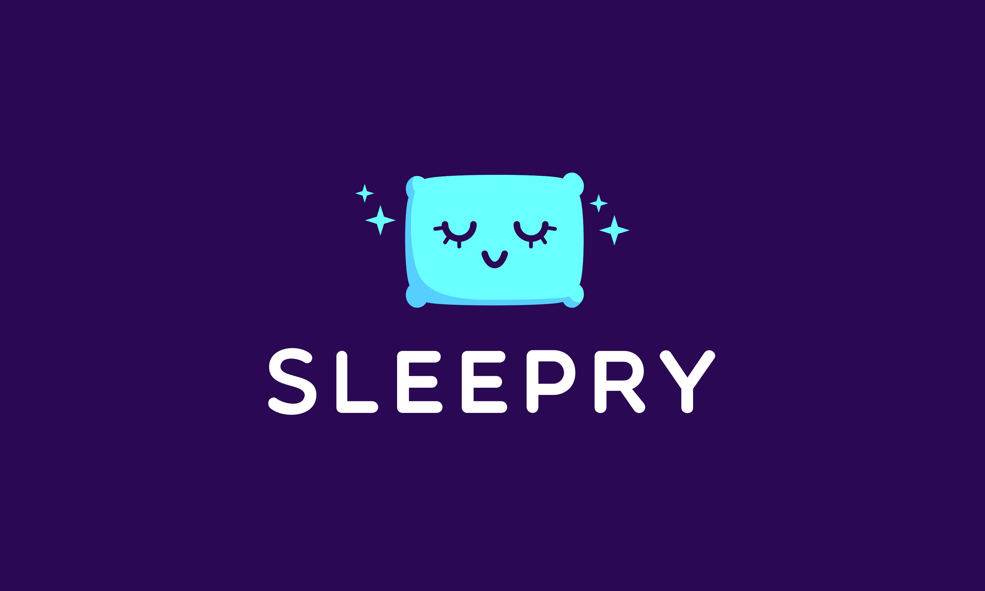Sleepry - Wellness domain name for sale