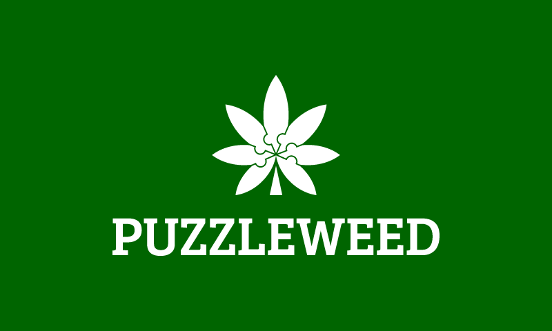 Puzzleweed - Dispensary company name for sale