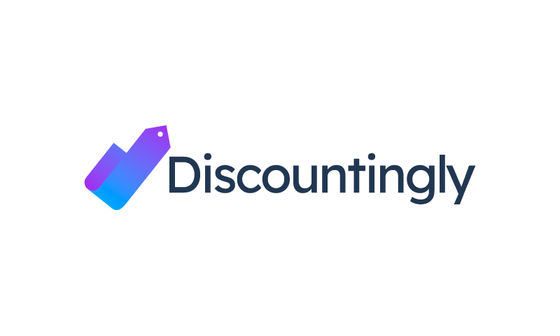 Discountingly - E-commerce business name for sale