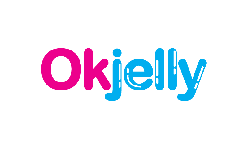 Okjelly - Food and drink company name for sale