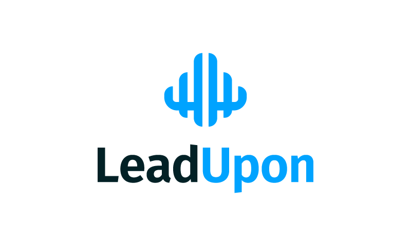 Leadupon - Sales promotion domain name for sale
