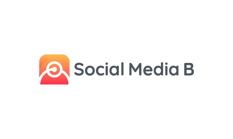 Socialmediab - Social domain name for sale