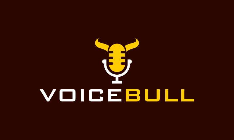 Voicebull - Audio business name for sale