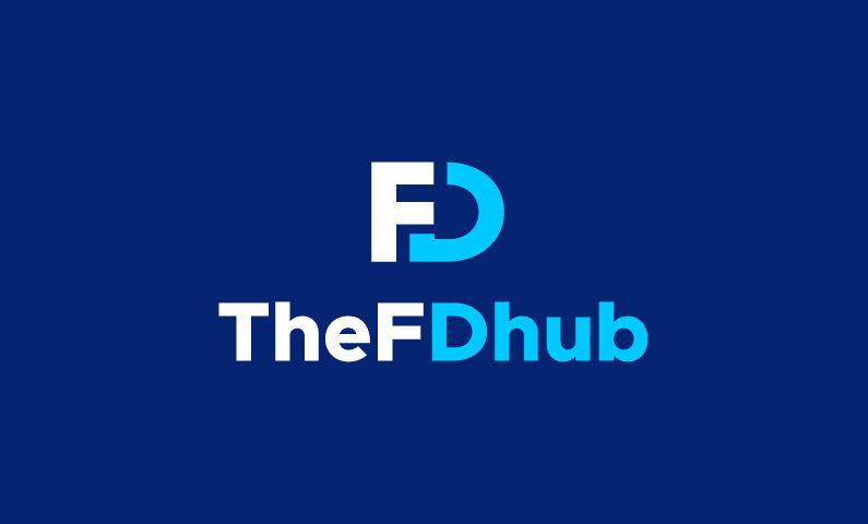 Thefdhub - Technology startup name for sale