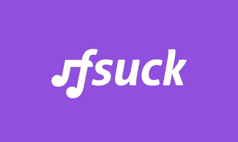 Fsuck - Audio business name for sale