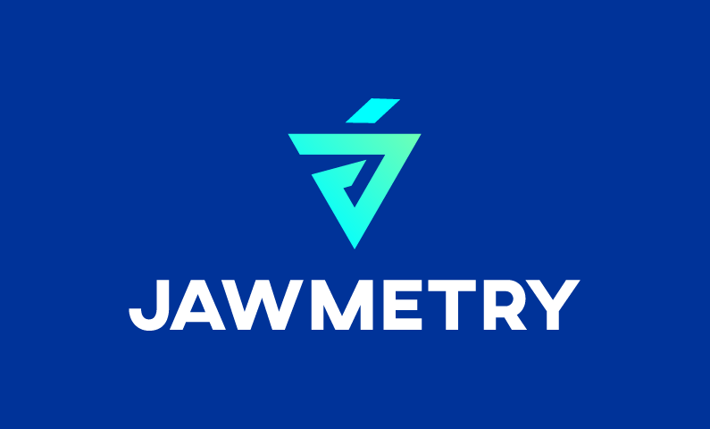 Jawmetry - Contemporary domain name for sale