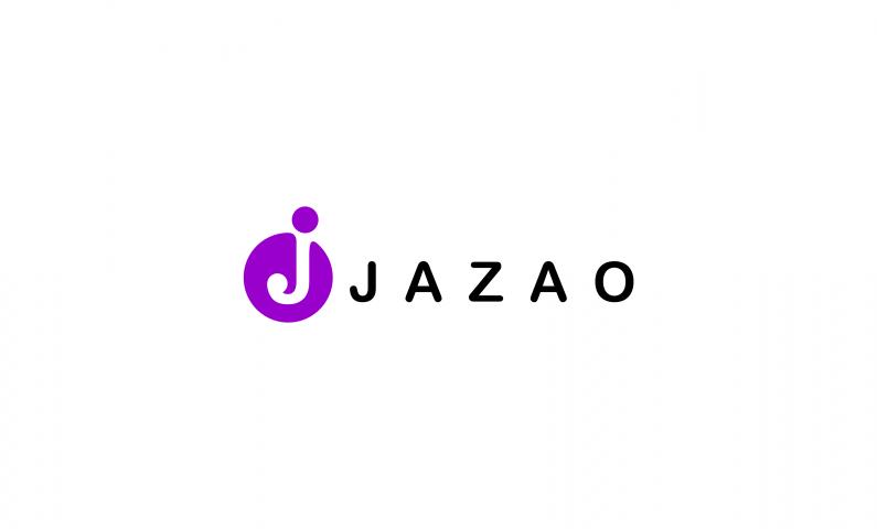 jazao logo - Clean modern domain