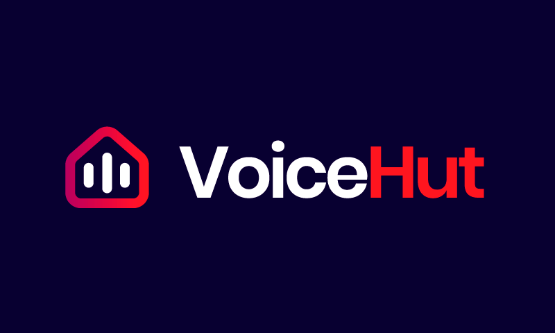 Voicehut - Music startup name for sale