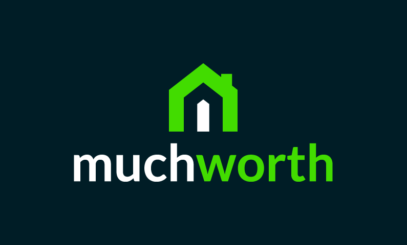 Muchworth - Technology startup name for sale