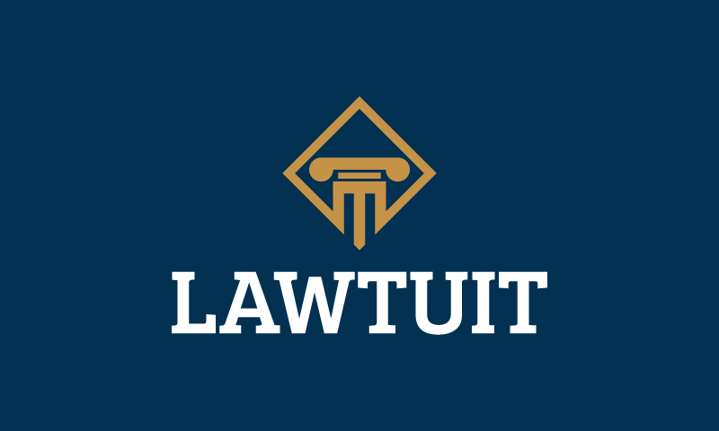 Lawtuit - Legal startup name for sale