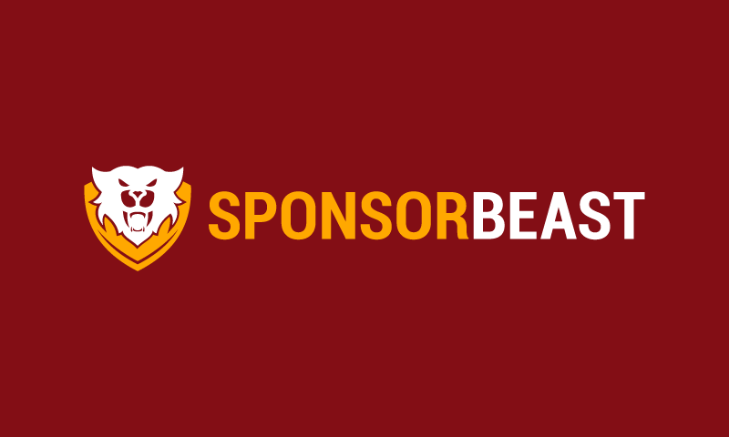 Sponsorbeast - Business product name for sale
