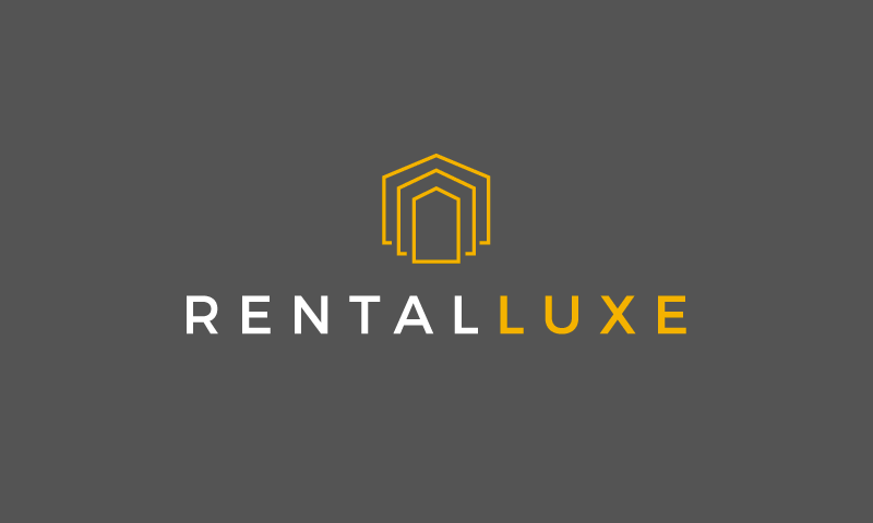 Rentalluxe - Real estate startup name for sale
