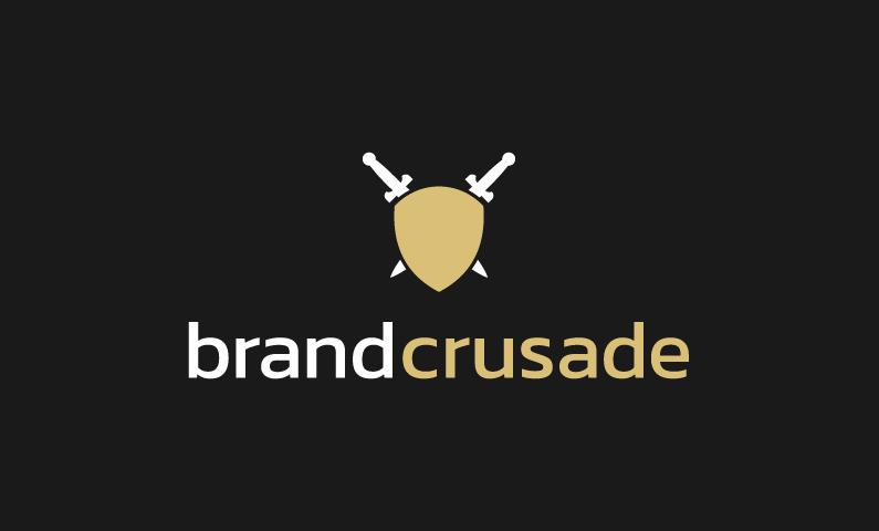 BrandCrusade logo