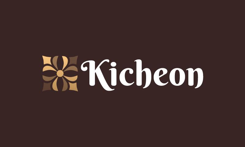 Kicheon - E-commerce domain name for sale