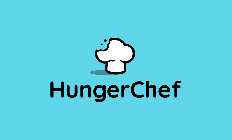 Hungerchef - Cooking business name for sale