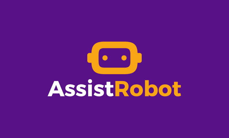 AssistRobot logo