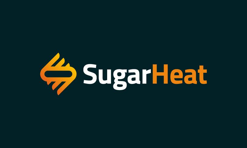 Sugarheat - Music company name for sale