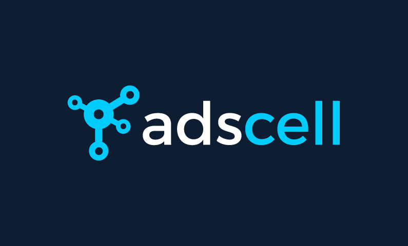 Adscell - Advertising startup name for sale