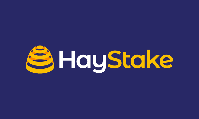 Haystake - Technology business name for sale