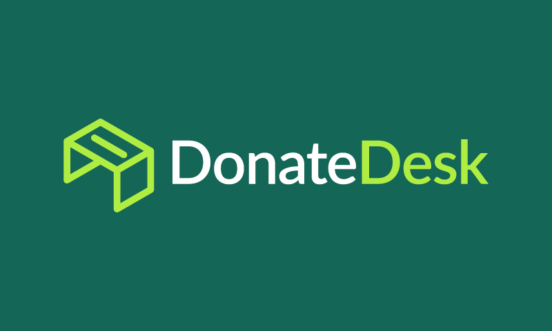 Donatedesk - Possible product name for sale