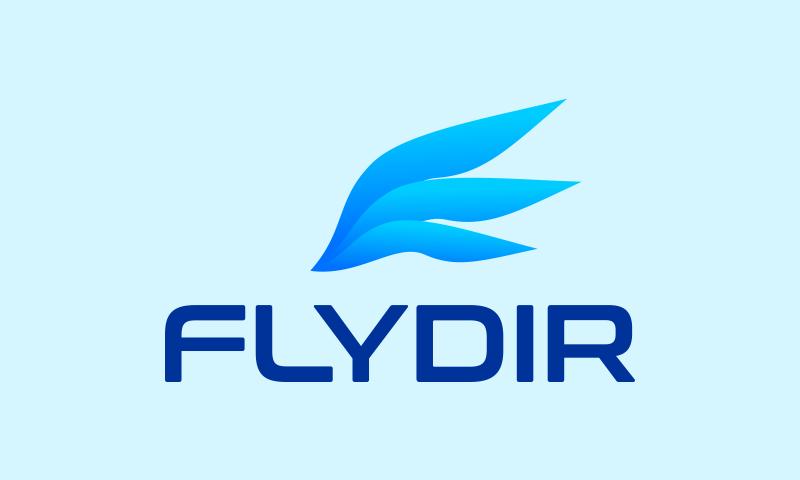 Flydir - Travel brand name for sale