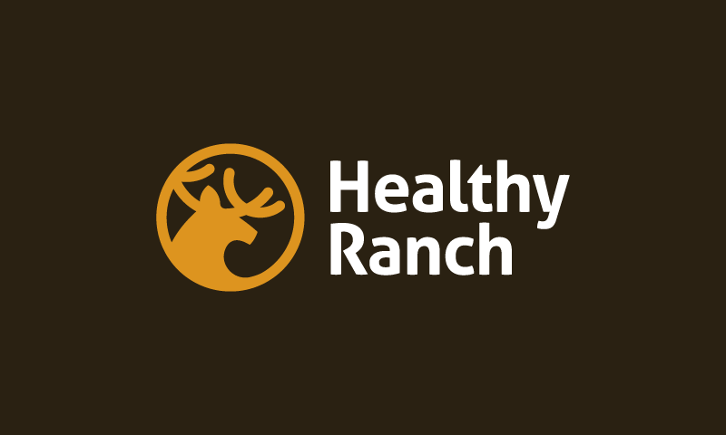Healthyranch - Wellness startup name for sale