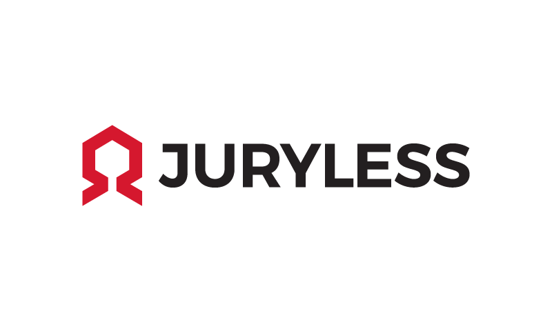 Juryless - Legal startup name for sale