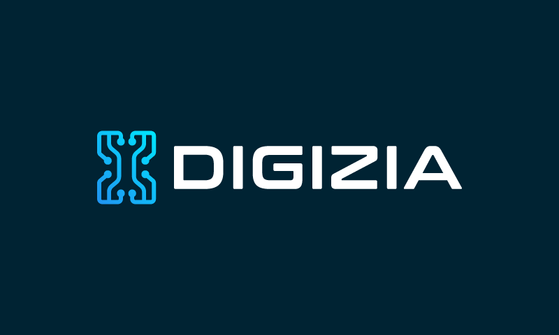 Digizia - Technology business name for sale