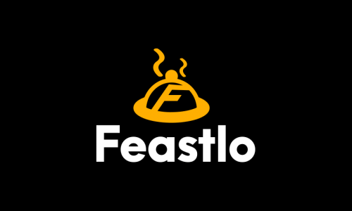 Feastlo - Dining brand name for sale