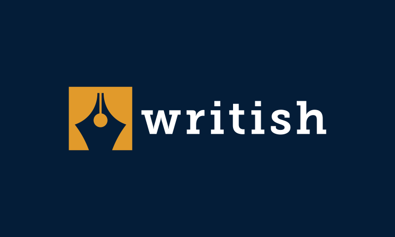 Writish - Writing brand name for sale