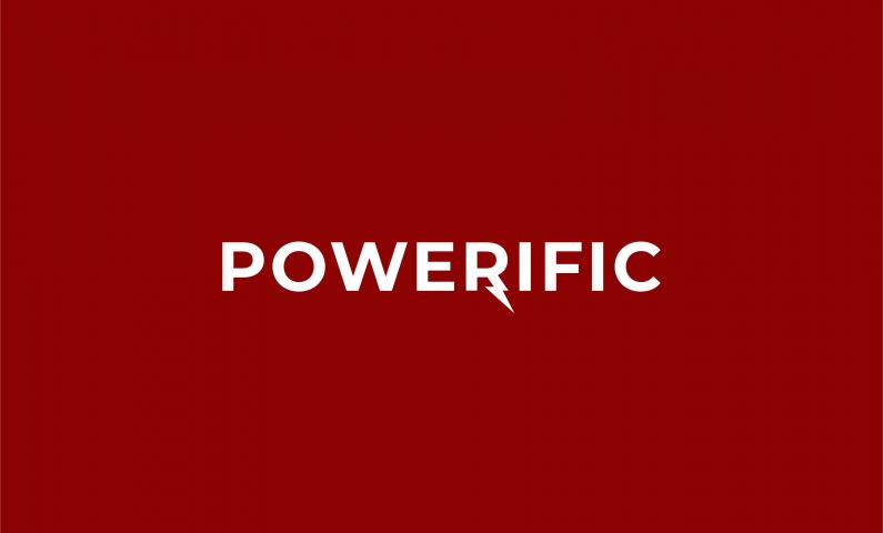 powerific logo - Let your business take off