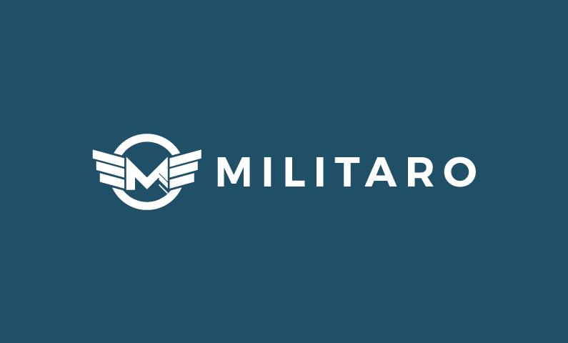 militaro logo