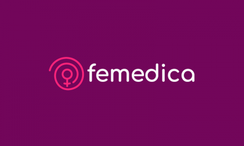 Femedica - Medical practices startup name for sale