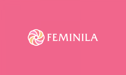 Feminila - Approachable brand name for sale