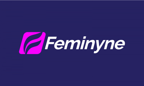 Feminyne - Retail domain name for sale