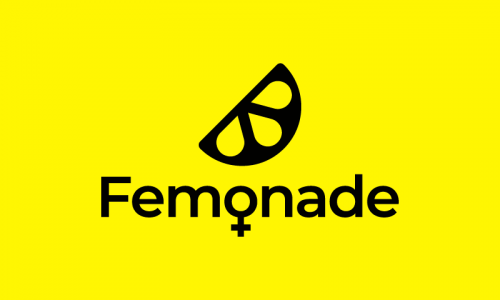 Femonade - Brandable domain name for sale