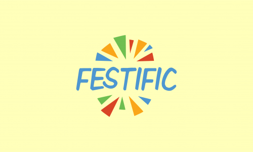 Festific - Retail business name for sale
