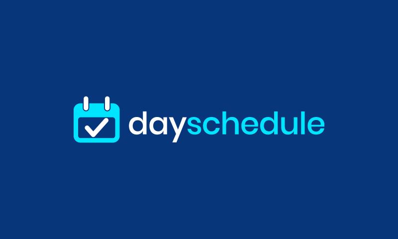 Dayschedule