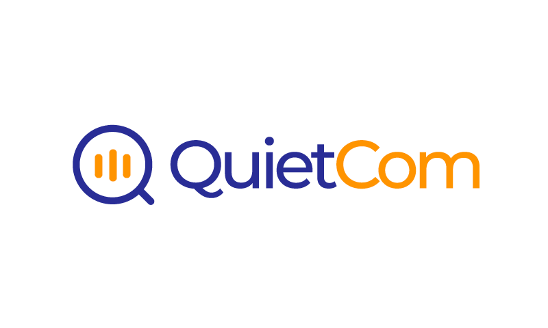 Quietcom - Telecommunications product name for sale