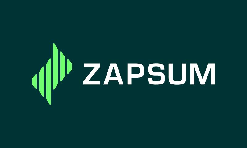 Zapsum