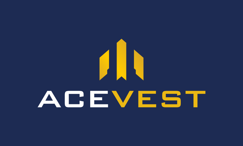 Acevest - Investment startup name for sale