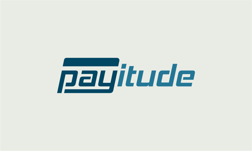 Payitude - Banking domain name for sale