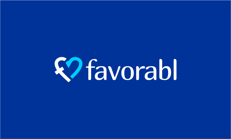 Favorabl - Premium startup name for sale