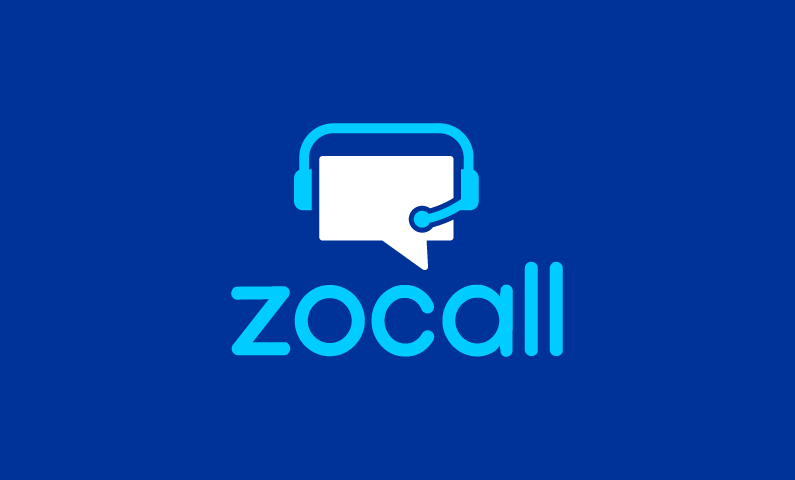 Zocall - Call center domain name for sale