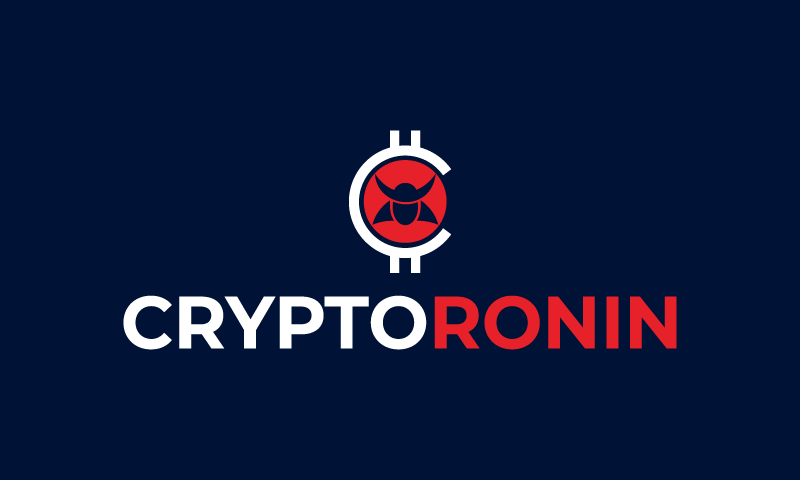Cryptoronin - Cryptocurrency startup name for sale