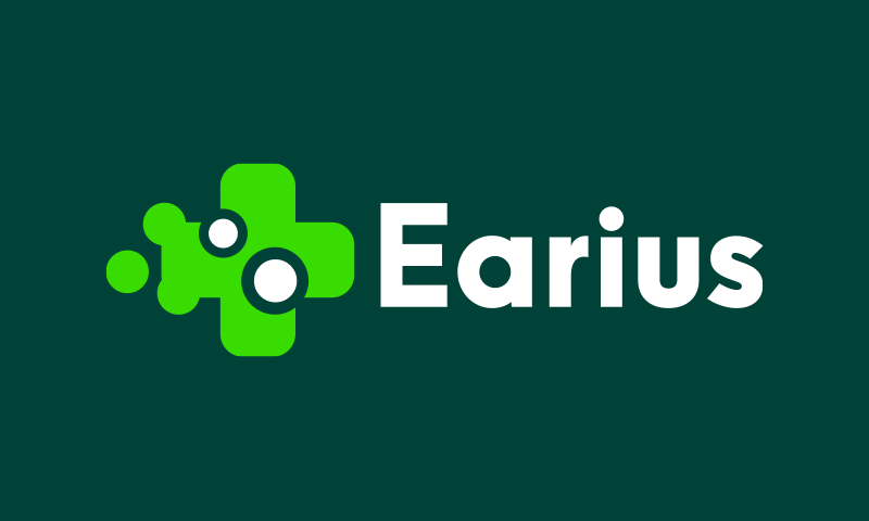 Earius - Possible brand name for sale