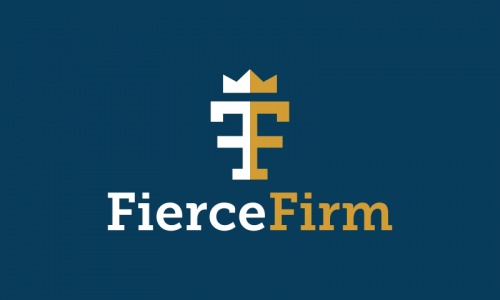 Fiercefirm - Business startup name for sale