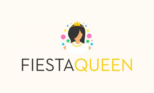 Fiestaqueen - E-commerce brand name for sale